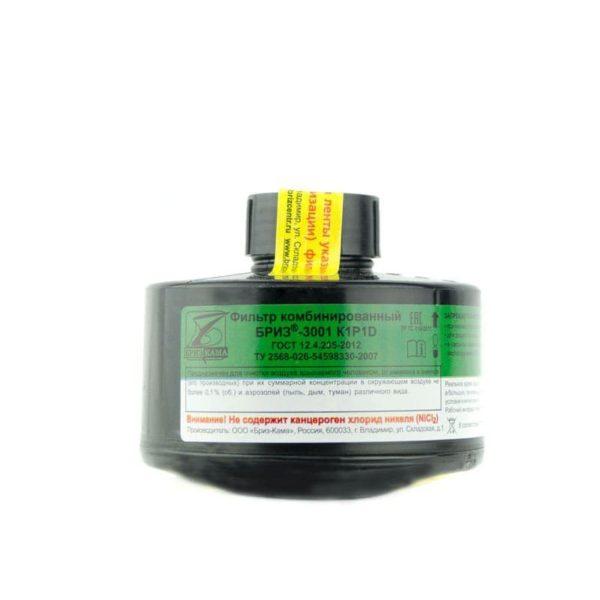 Фильтр противогазовый К1Р1D