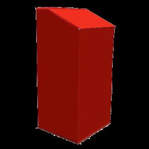 Ящик для ветоши ЯВ 0,2